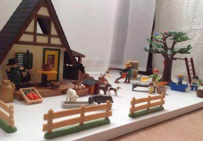 Lot de Playmobil de 35 à 50€